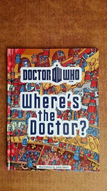 Doctor Who: Where's the Doctor? by Penguin Books Ltd (Hardback, 2011)